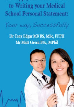 personal statement essays for medical school Prospective medical students should think critically about their personal statement before writing.