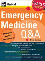 Emergency Medicine Q&A: Pearls of Wisdom, Third Edition (eBook)