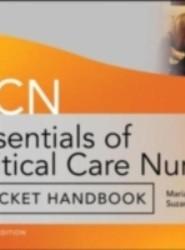 AACN Essentials of Critical Care Nursing Pocket Handbook, Second Edition