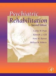 Psychiatric Rehabilitation