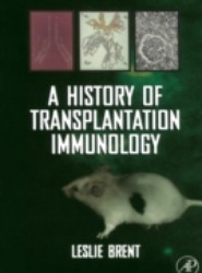 History of Transplantation Immunology