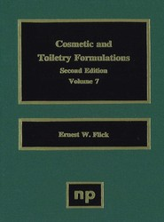 Cosmetic and Toiletry Formulations, Vol. 7