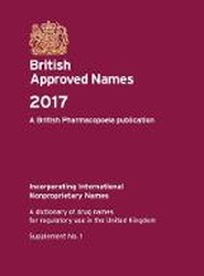 British approved names 2017