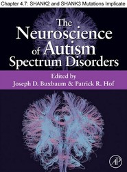 Chapter 35, SHANK2 and SHANK3 Mutations Implicate Glutamate Signaling Abnormalities in Autism Spectrum Disorders