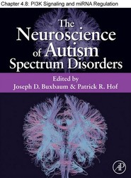 Chapter 36, PI3K Signaling and miRNA Regulation in Autism Spectrum Disorders