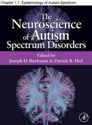 Chapter 01, Epidemiology of Autism Spectrum Disorders