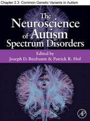 Chapter 11, Common Genetic Variants in Autism Spectrum Disorders