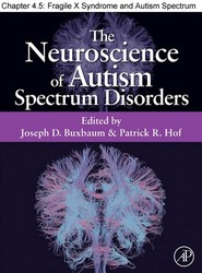 Chapter 33, Fragile X Syndrome and Autism Spectrum Disorders