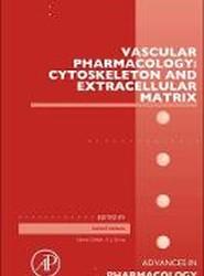 Vascular Pharmacology: Cytoskeleton and Extracellular Matrix: Volume 81