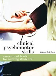 Clinical Psychomotor Skills