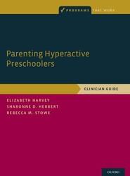 Parenting Hyperactive Preschoolers