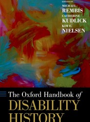 The Oxford Handbook of Disability History