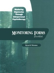 Mastering Depression through Interpersonal Psychotherapy: Monitoring Forms