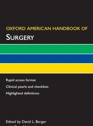 Oxford American Handbook of Surgery