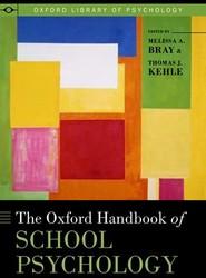 The Oxford Handbook of School Psychology
