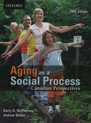 Aging as a Social Process