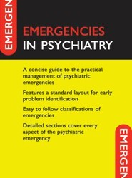 Emergencies in Psychiatry