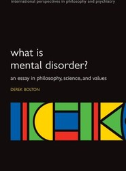 What is Mental Disorder?