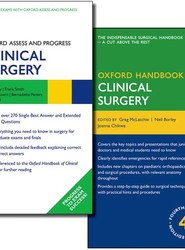 Oxford Handbook of Clinical Surgery and Oxford Assess and Progress: Clinical Surgery Pack