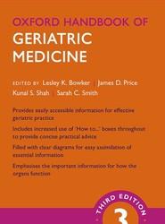 Oxford Handbook of Geriatric Medicine