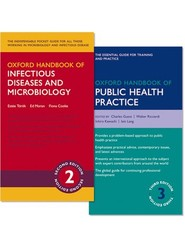 Oxford Handbook of Public Health Practice and Oxford Handbook of Infectious Diseases