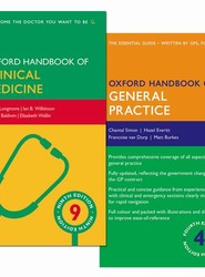 Oxford Handbook of General Practice and Oxford Handbook of Clinical Medicine Pack