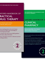 Oxford Handbook of Practical Drug Therapy and Oxford Handbook of Clinical Pharmacy Pack