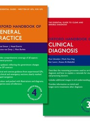 Oxford Handbook of General Practice and Oxford Handbook of Clinical Diagnosis Pack