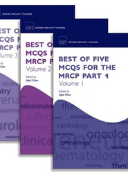 Best of Five MCQs for the MRCP Part 1 Pack