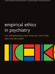Empirical Ethics in Psychiatry