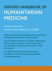 Oxford Handbook of Humanitarian Medicine