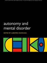 Autonomy and Mental Disorder