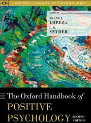 The Oxford Handbook of Positive Psychology