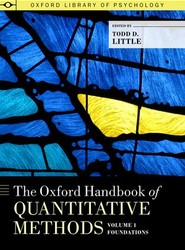 The Oxford Handbook of Quantitative Methods in Psychology, Vol. 1