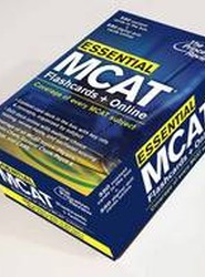 Essential MCAT: Flashcards + Online