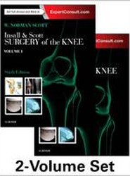 Insall & Scott Surgery of the Knee, 2-Volume Set