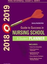 Saunders Guide to Success in Nursing School, 2018-2019