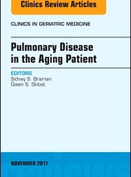 Pulmonary Disease in the Aging Patient, An Issue of Clinics in Geriatric Medicine