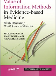 Value of Information Methods in Evidence–based Medicine