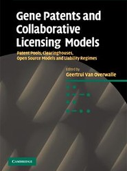 Gene Patents and Collaborative Licensing Models