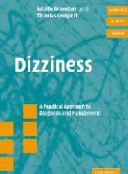 Dizziness with CD-ROM