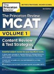 Princeton Review MCAT, Volume 1
