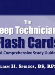 Sleep Technician's Flash Cards