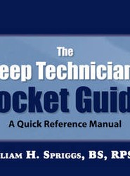 The Sleep Technician's Pocket Guide