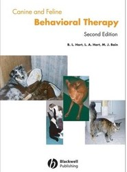 Canine and Feline Behavioral Therapy