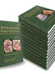 The Netter Collection of Medical Illustrations Complete Package