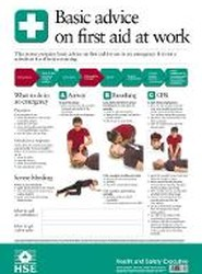 First aid poster (A2)
