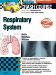 Crash Course Respiratory System Updated Print + eBook edition