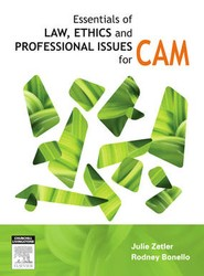 Ess Law Ethics & Prof Iss in CAM E-Book
