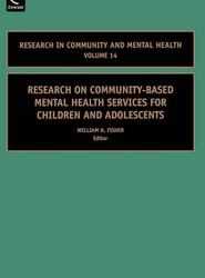 Research on Community-Based Mental Health Services for Children and Adolescents